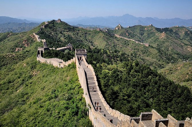 Private Mutianyu Great Wall Hiking Tour, One-Day Trip from Beijing
