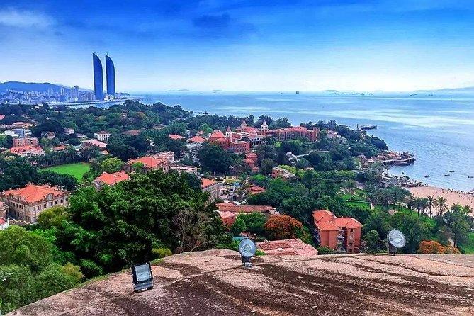 Xiamen Private Highlight Tour-Gulangyu Island, Shuzhuang Garden And Piano Museum