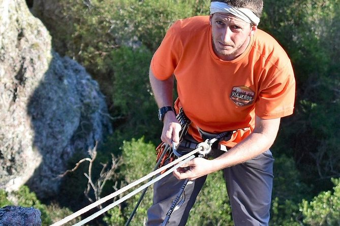 Adventure Tourism - Trekking, Climbing and Rappelling