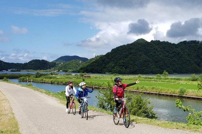 Kinosaki Onsen Cycling Tour Kinosaki & Riverside Experience