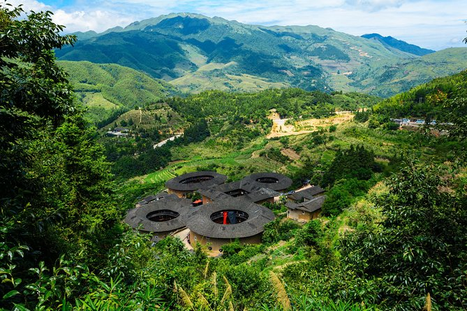 Xiamen Shore Excursion- Fujian Tulou Exploration (Tianluokeng Tulou Cluster)