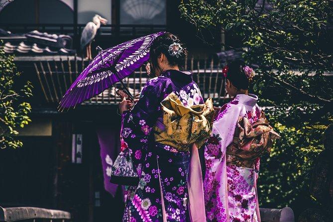 Shopping Tour with Geisha - Private Tour