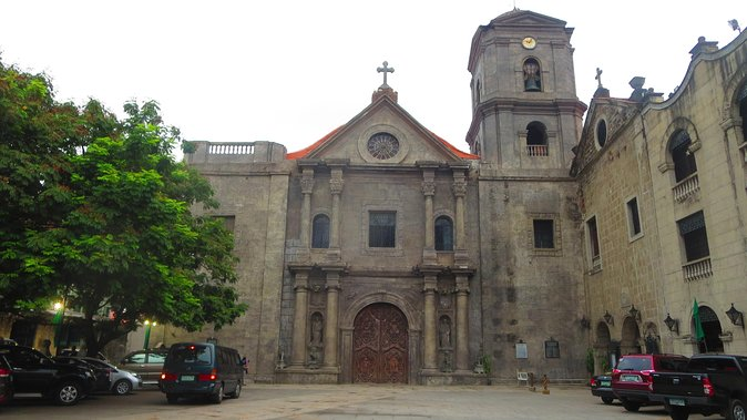 Awesome Full Day Historical Manila Tour (With Transfers)