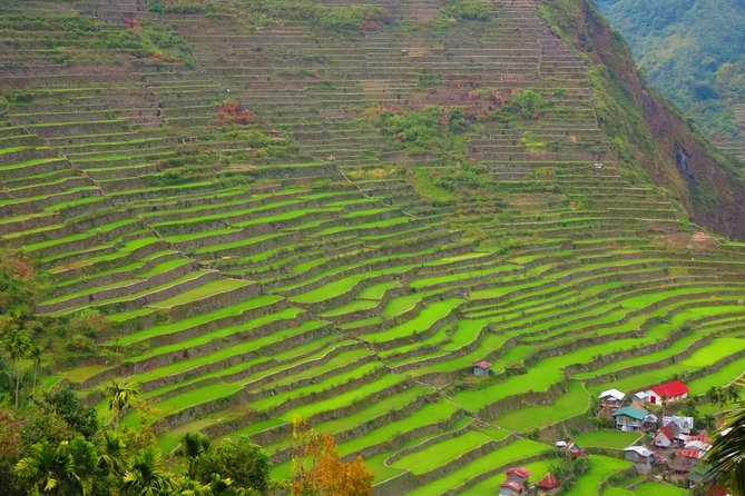 3 days 2 Nights Banaue Rice Terraces Adventure With Transfer from Manila