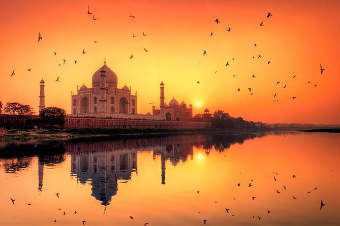 Taj Mahal Tour in Sunrise & Sunset