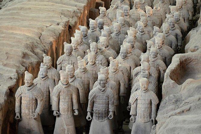 One Day Xi'an Terracotta Warriors Group Tour-No Shopping