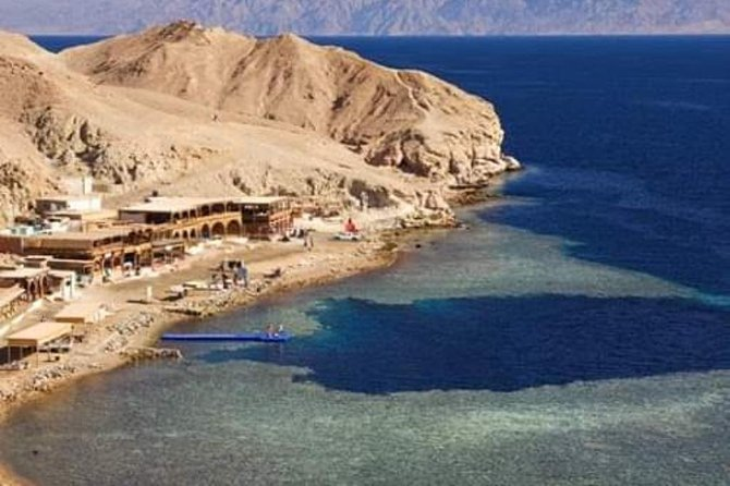 Snorkel Blue hole trip in dahab by camel photo 1
