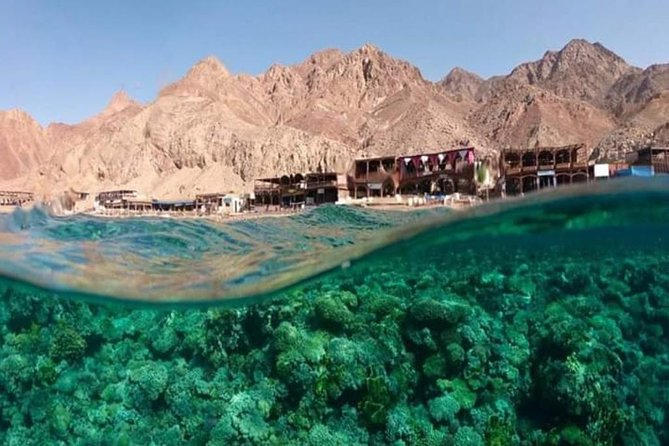 Snorkel blue hole and canyon trip in dahab photo 2