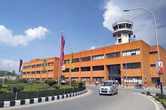 Private Transfer: Kathmandu Tribhuvan International Airport to Hotel with Guide