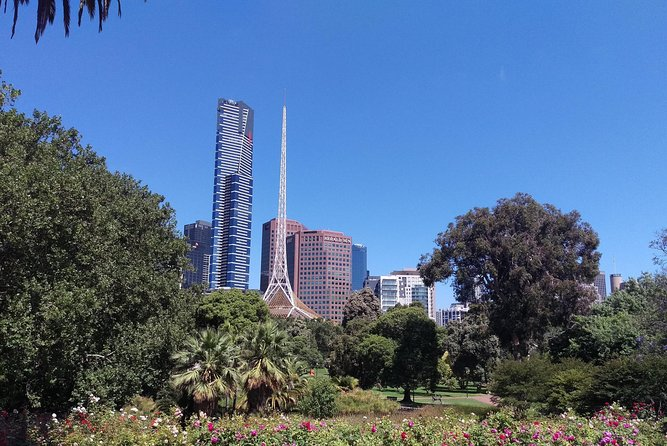 Melbourne City Private Tour