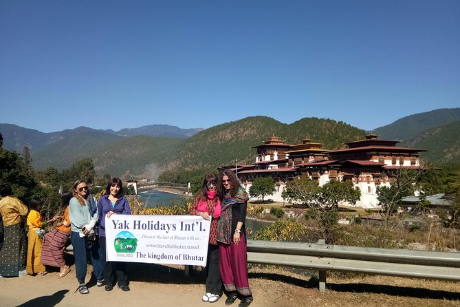 7 Days Western Bhutan Tour