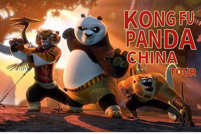 Kung Fu Panda Tour