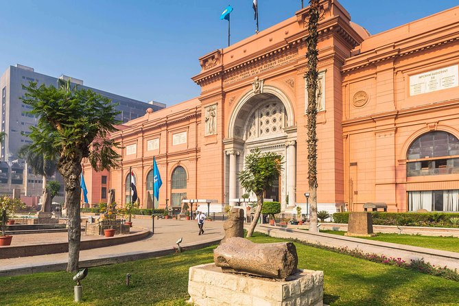 Day Trip to Egyptian Museum Old Cairo & Bazaar photo 4