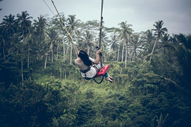 Private Tour: Bali Volcano with Jungle Swing Experience photo 9