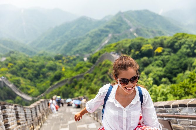 Half-Day Private Tour to Mutianyu Great Wall Including Lunch and Toboggan