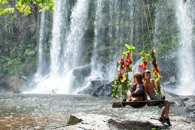 Kulen Mountain Waterfall Small Groups