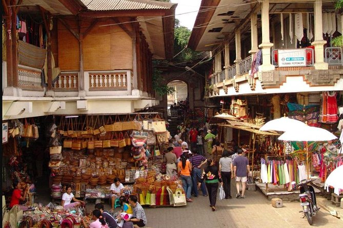 Ubud Full Day Tour: Dine, Shop, Culture & Monkey Forest