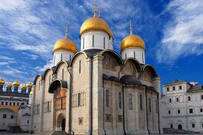 The Kremlin & Cathedrals Private Tour (with roundtrip transfer)