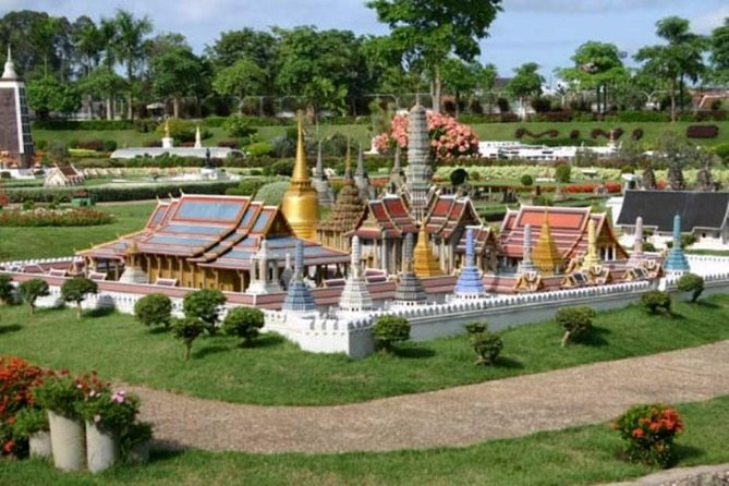 PATTAYA: Join Tour Minisiam + Trasnfer