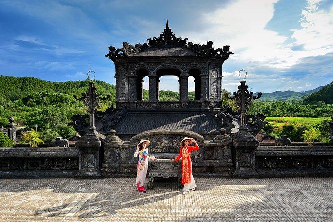 Hue City & Hai Van Pass Tour from Hoi An/Da Nang – Full Day