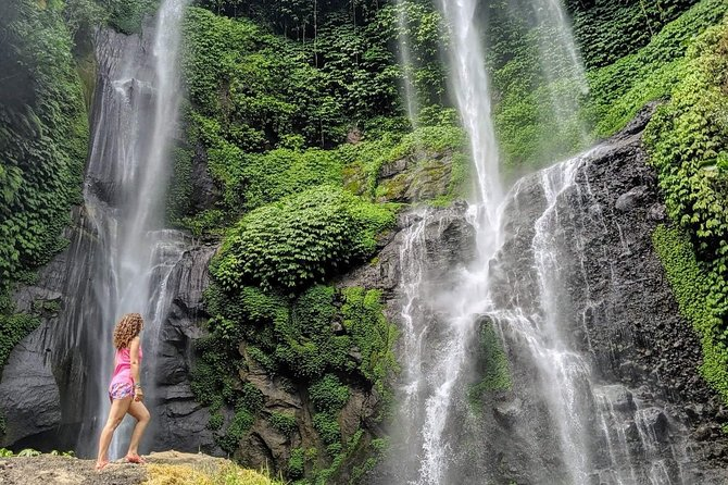 Best Bali Waterfall Tours: Private Sekumpul Jungle Trek and Lunch with Local