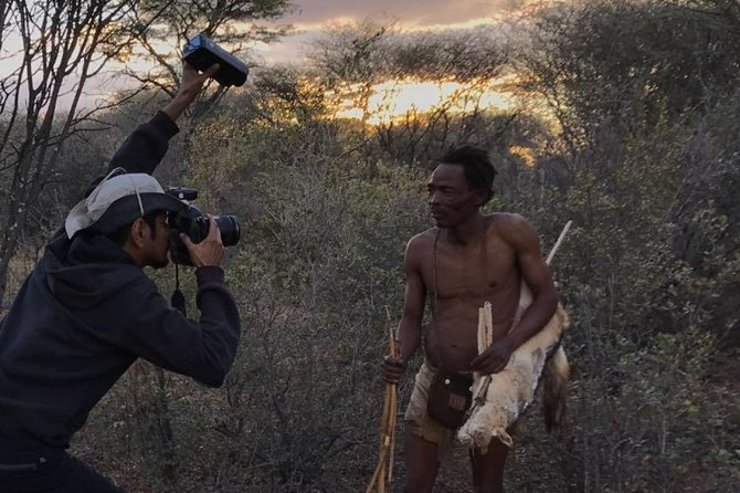 Bushmen Tours (Khoe/San)