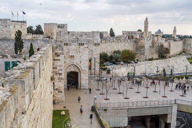 Jerusalem, Bethlehem & Dead Sea