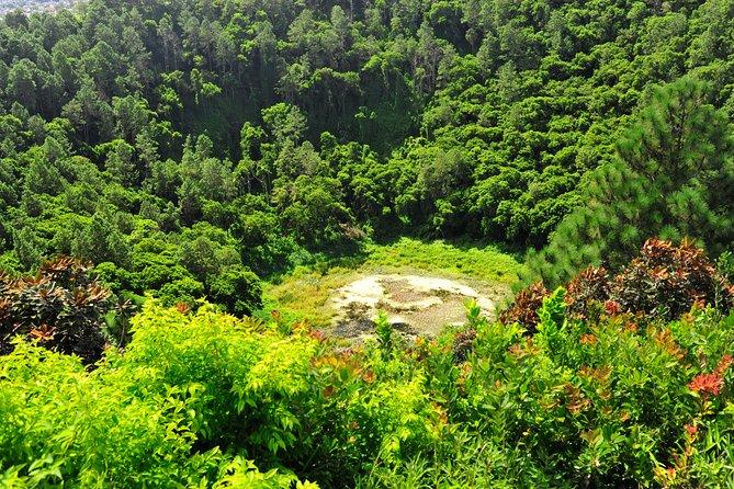 Trou aux Cerfs extinct Volcano