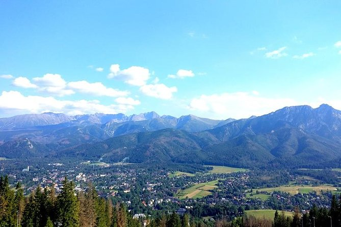 From Krakow: Slovakia Treetop Walk and Zakopane Tatra Mountains