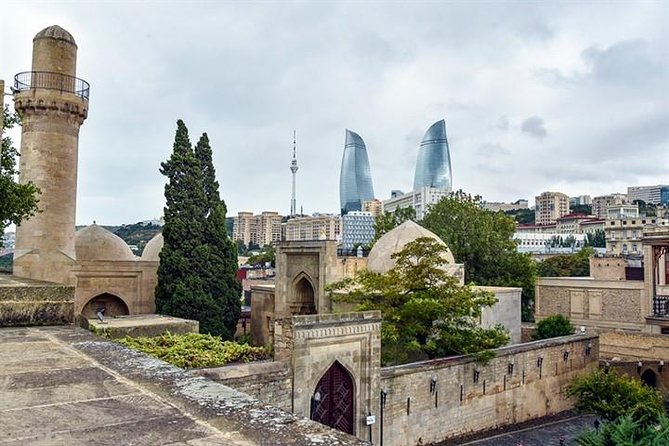 3 Days Private Baku Tour
