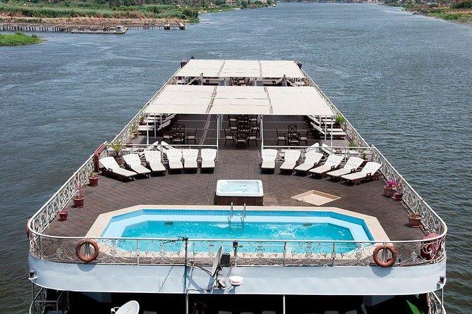 4-Day 3-Night Nile Cruise, Edfu, Kom Ombo Tempel ,Luxor Highlits,From Aswan