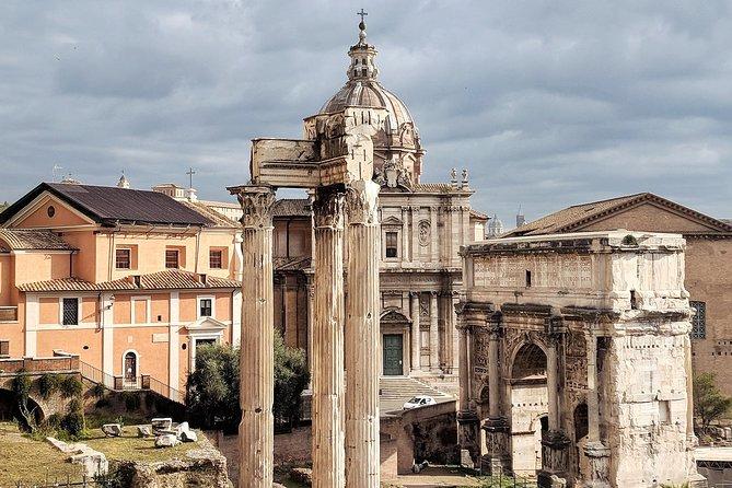 Palatine Hill, Forum & Ancient Palaces Tour