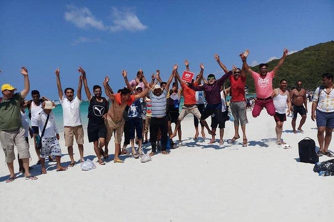 Coral Island Pattaya: almoço indiano, transferência, equipe Hindi (Viajantes da Índia)