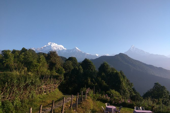 Mardi Himal Trek 6 days - Magnificent Views