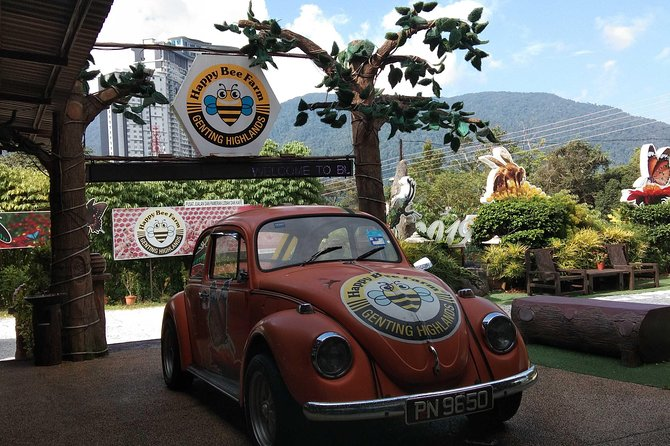 Genting Highlands & Batu Caves Tour Private (grouping)