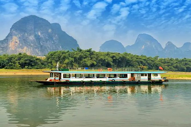 Private Li River Cruise Day Tour from Guilin to Yangshuo