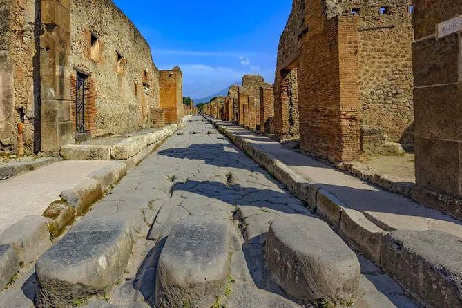 Pompeii, Sorrento and Amalfi Coast with Driver - Private Day Trip from Rome