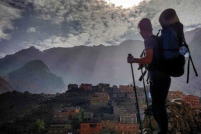 5 days toubkal trek and Sahara desert trip