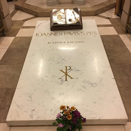 In the Footsteps of John Paul II from Krakow