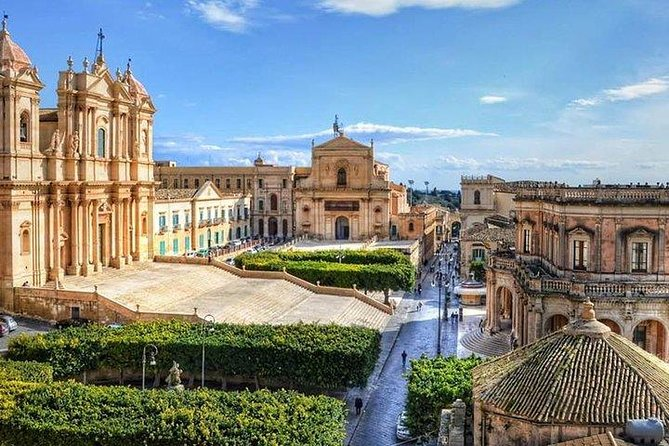 THE CHARMING SICILY 4 Stars - HB -Self Drive Tour of Sicily from Catania 7N-8D