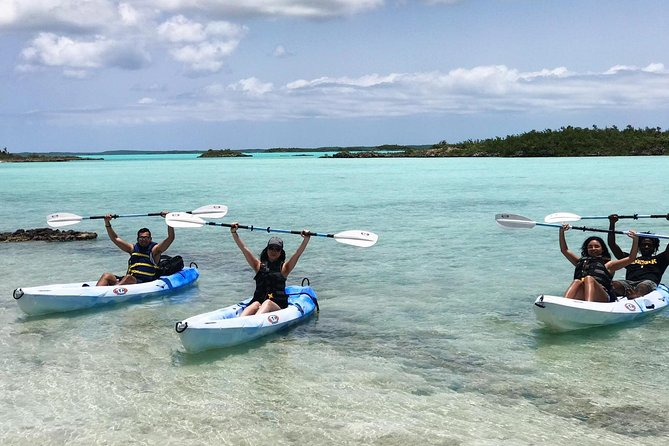 Guided Kayak Snorkel Tour