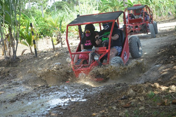 10-12 Hours Private Punta Cana Dune Buggies Adventure from Santo Domingo Tour