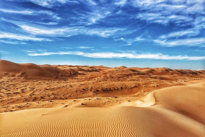 Desert Safari & Camping Private Tour