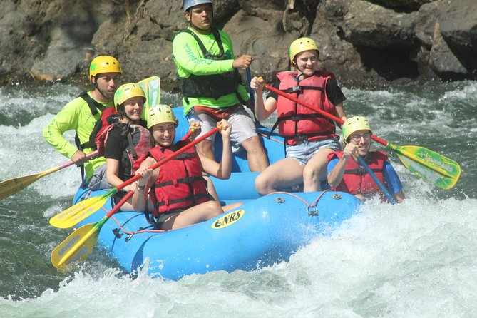Rafting Pacuare Costa Rica