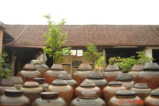 Private Duong Lam ancient village photo 11