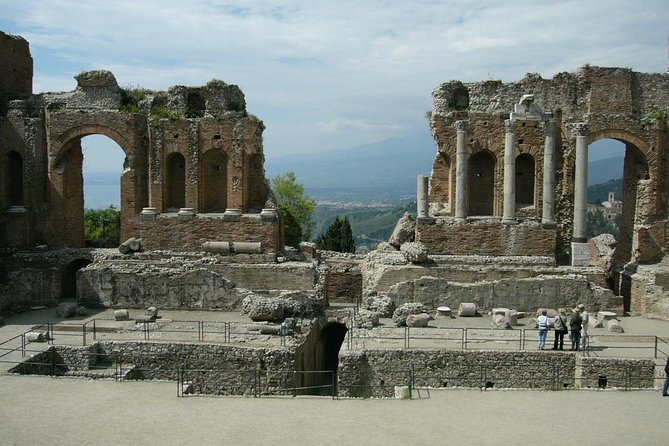 The Beautiful Taormina