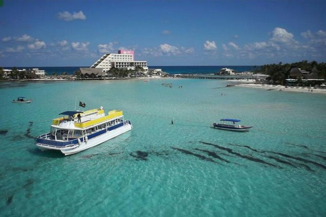 Experience Isla Mujeres Unlimited from Playa del Carmen
