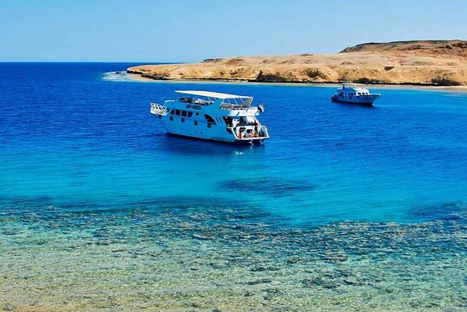 1 Day Snorkeling Trip to Ras-Mohamed National Park by Boat