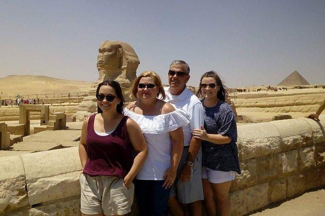 Explore pyramids and culture of Egypt