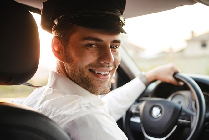 Transfer in Private Vehicle from Prague City Center to Airport
